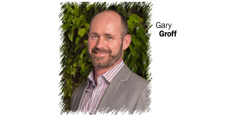 Gary Groff, New Resource Bank