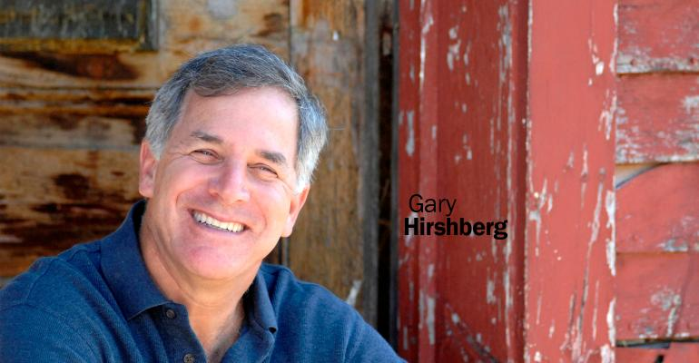 Gary Hirshberg commentary