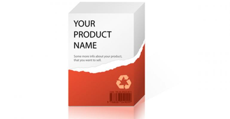 Generic product package