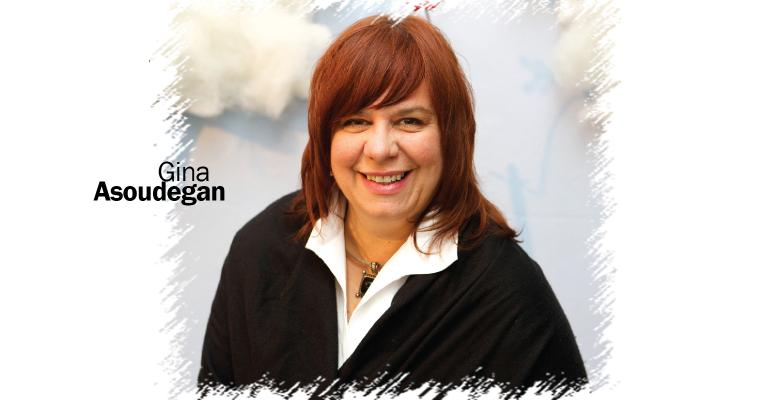 Gina Asoudegan, Director of Mission at Applegate