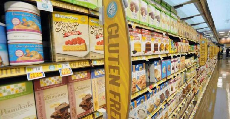 gluten free products grocery store