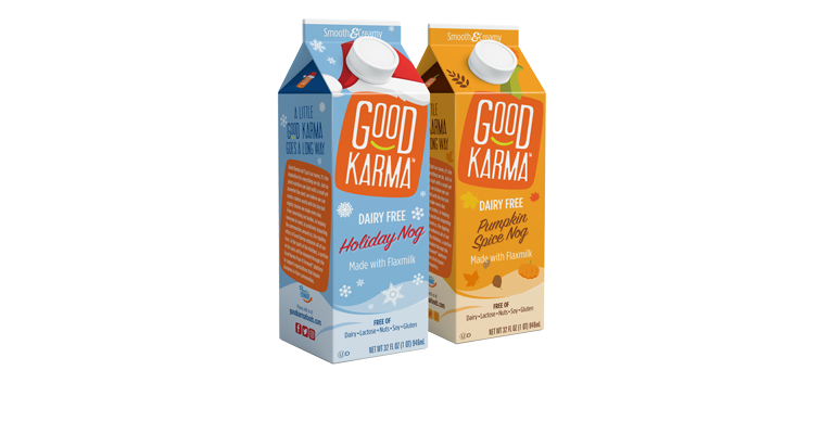 good karma holiday nog