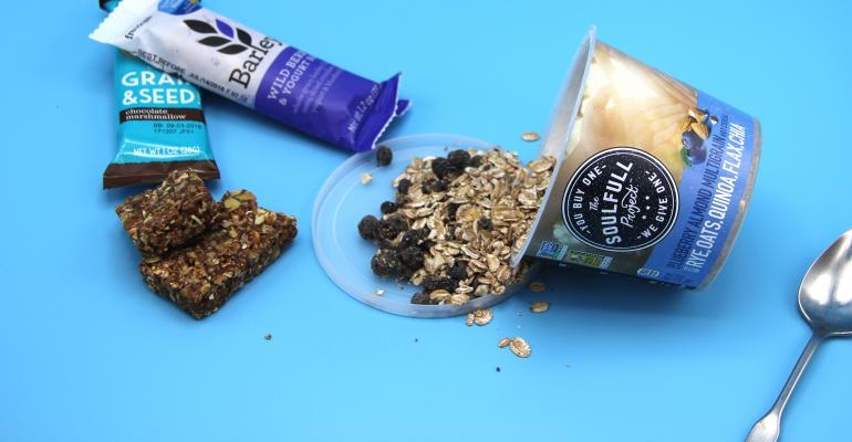 Unboxed grains photo