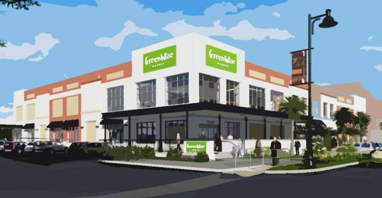 GreenWise Market concept rendering