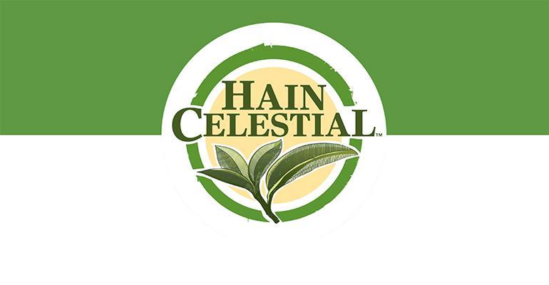 Hain Celestial health and wellness brands