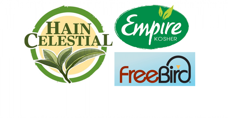 Hain Celestial closes sale of Empire Kosher, Freebrird chicken companies