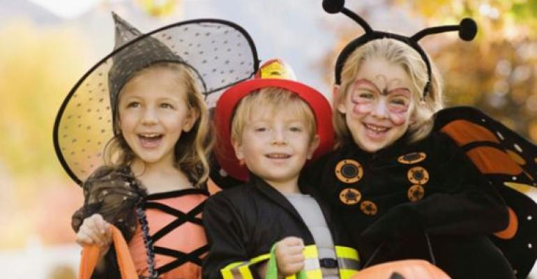 Beyond candy: Healthy, green Halloween tips