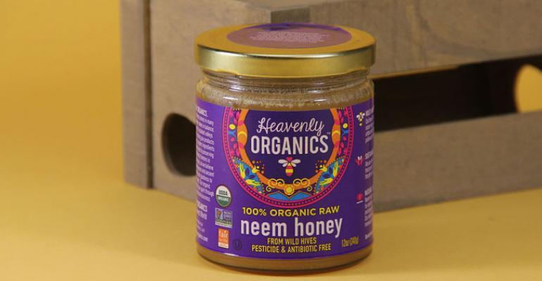 Heavenly Organics honey