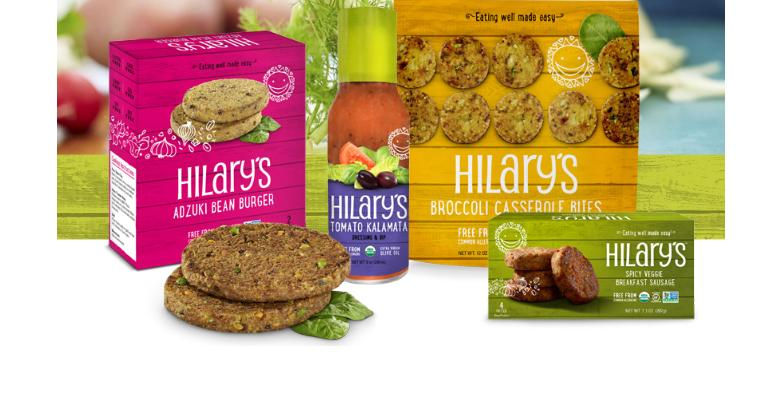 Hilary's Eat Well products