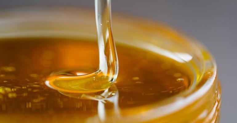 honey added sugar