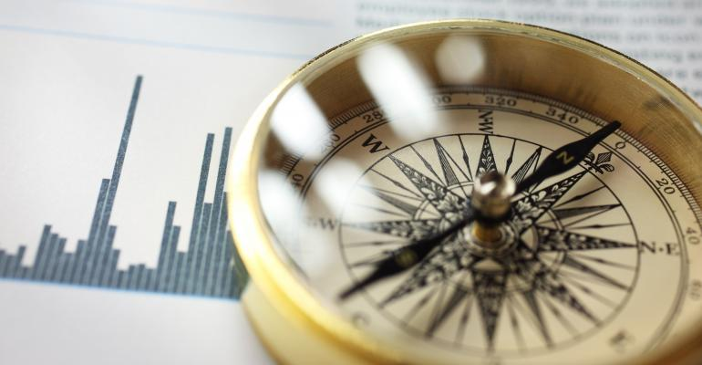 compass investing pointing north