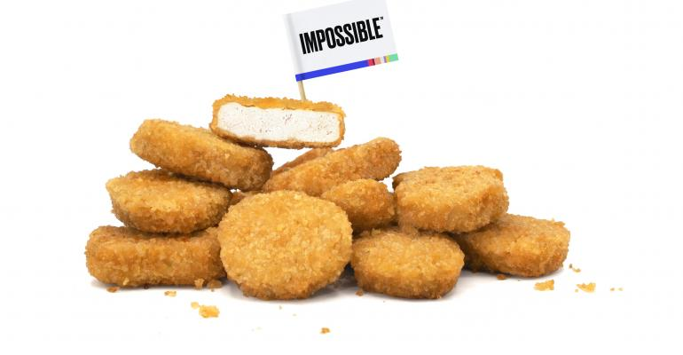 impossible foods chicken nuggets