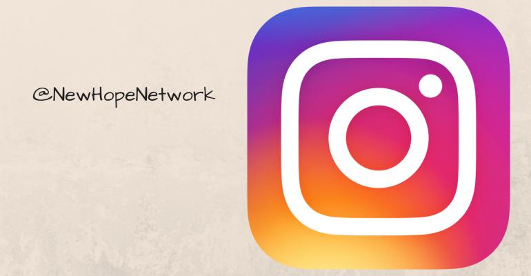 New Hope Network on Instagram