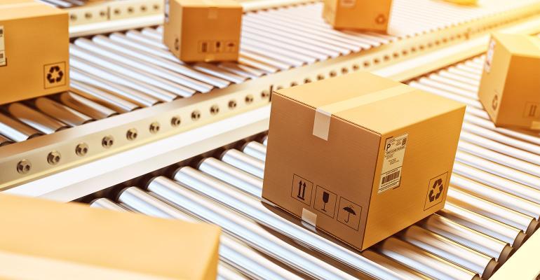 e-commerce distribution boxes