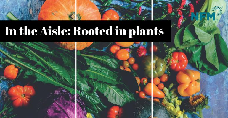 Rooted in plants: Innovation expands market for plant-based foods