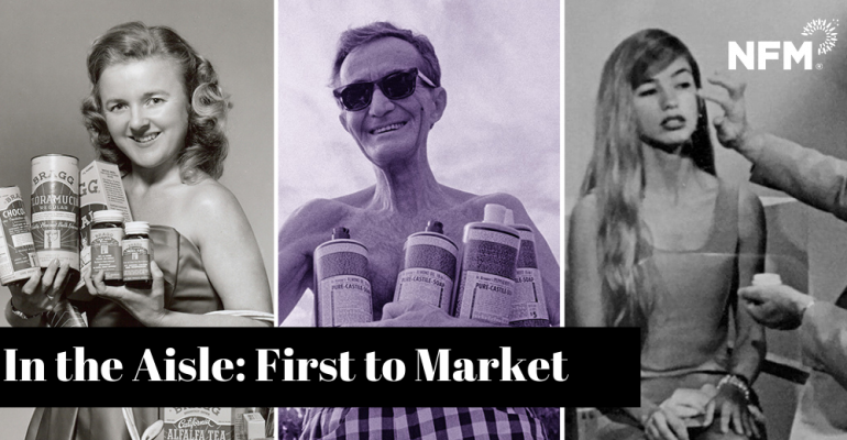First to market: Natural products pioneers reflect, look forward