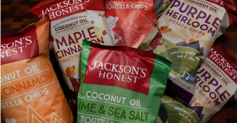 Jackson's Honest coconut oil chips