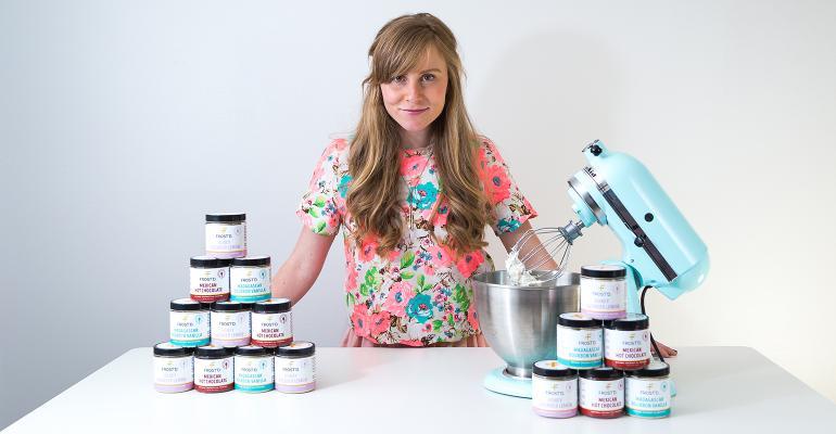 Jessica Hamel food entrepreneur