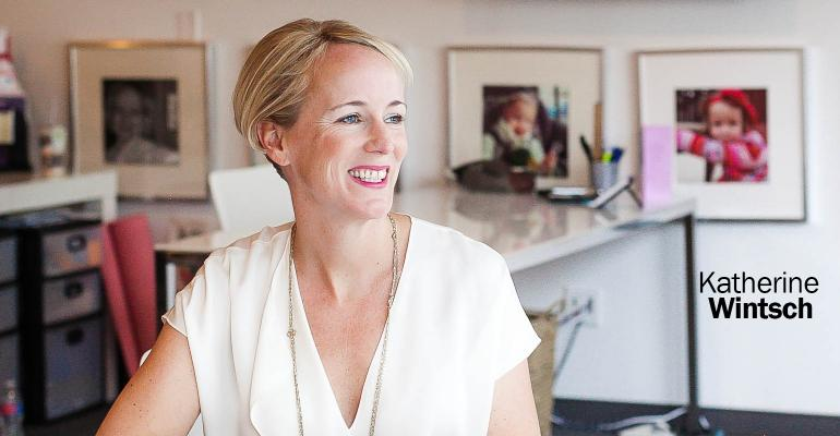 Katherine Wintsch millennial moms