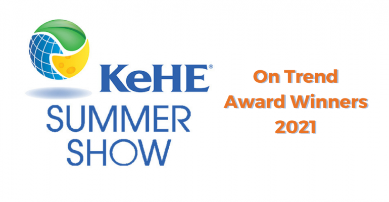 17 brands named On Trend winners at KeHE's summer show