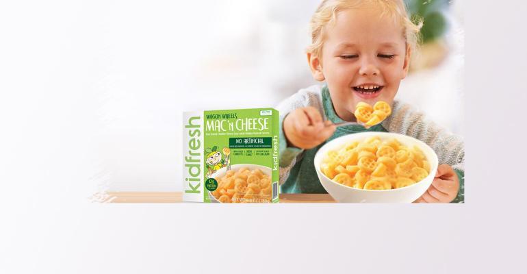 Kidfresh frozen meals