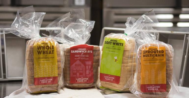 Lancaster Food Company oganic bread