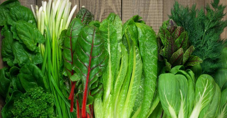 health benefits of leafy greens