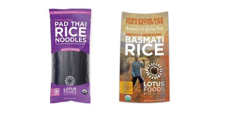 Lotus Foods More Crop Per Drop