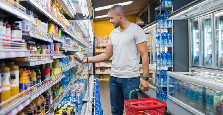 organic beverage sales growth