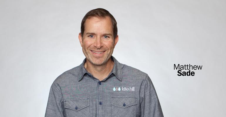 Matthew Sade Kite Hill CEO