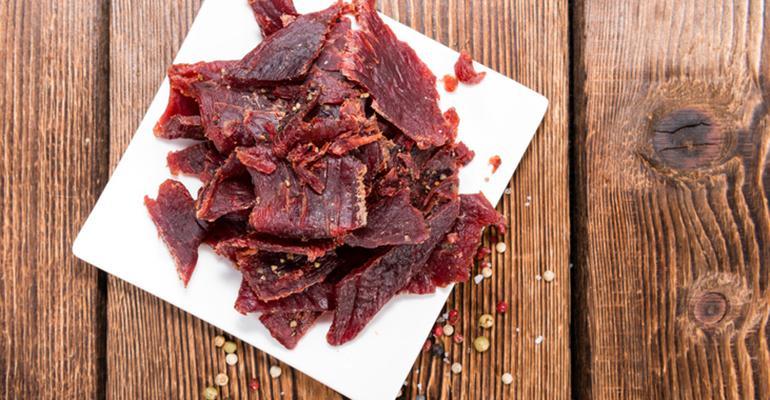 meat snacks gain market share