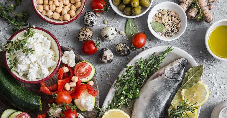 Experts' diet rankings: Mediterranean at top, keto near the bottom