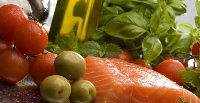 health benefits Mediterranean diet