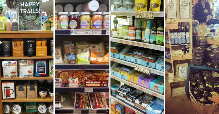 Natural retailers face merchandising challenges