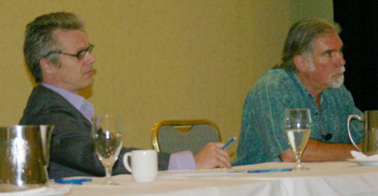 Non-GMO dialogue heats up the 2010 Organic Summit