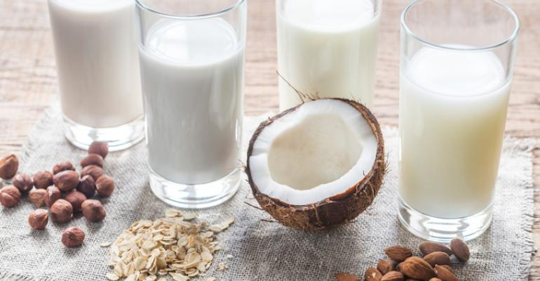 milk alternatives nondairy