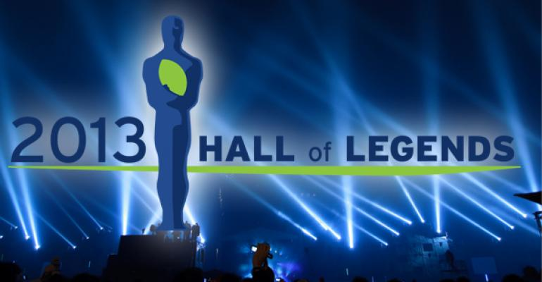 Hall of Legends 2013 honorees
