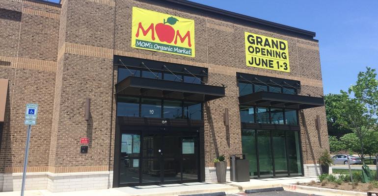 MOM's Organic Market new store