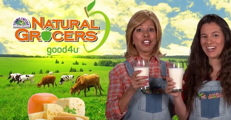 Natural Grocers ad campaign