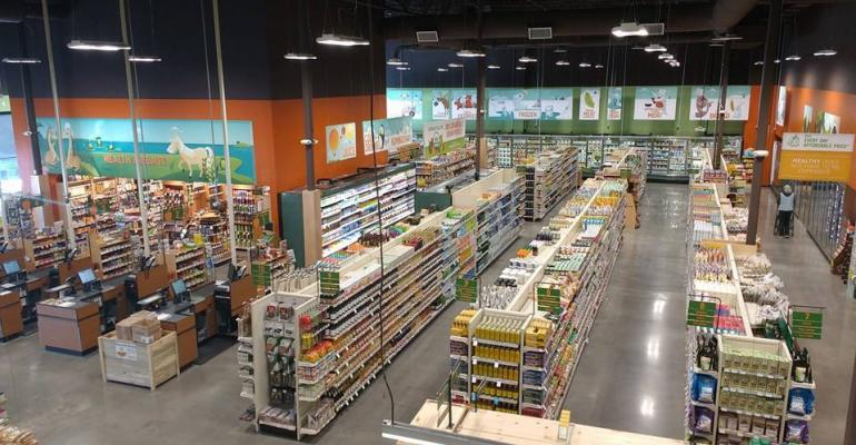 natural grocers aisles