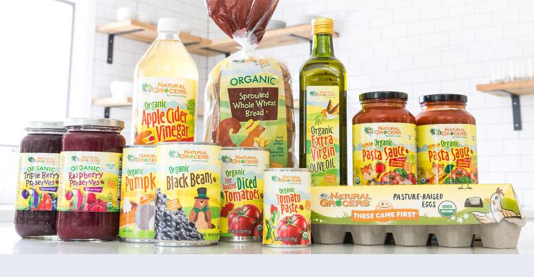 Natural Grocers Brand Products