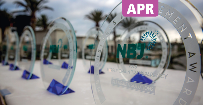 Nutrition Business Journal Business Achievement Award