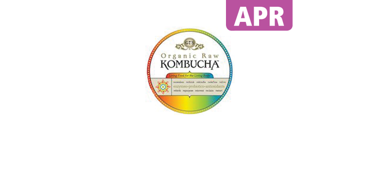 GT's Kombucha logo