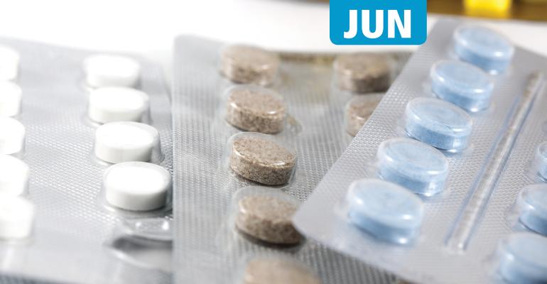 Pill packets