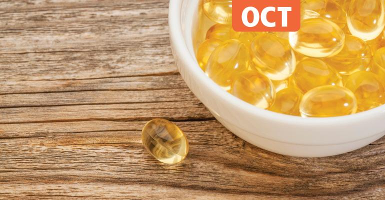 Omega-3 pills