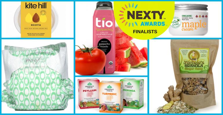 Nexty award finalists