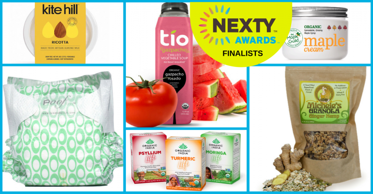 Nexty award finalists