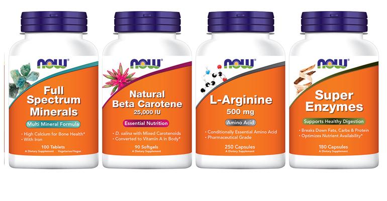 Now supplements