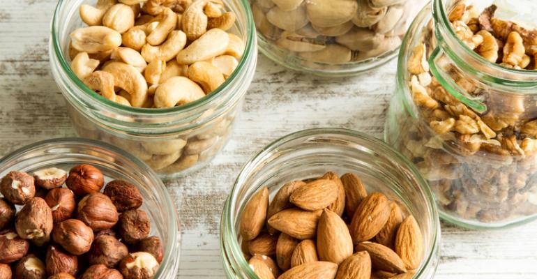 mixed nuts heart health