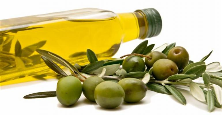 olive oil unsaturated fats